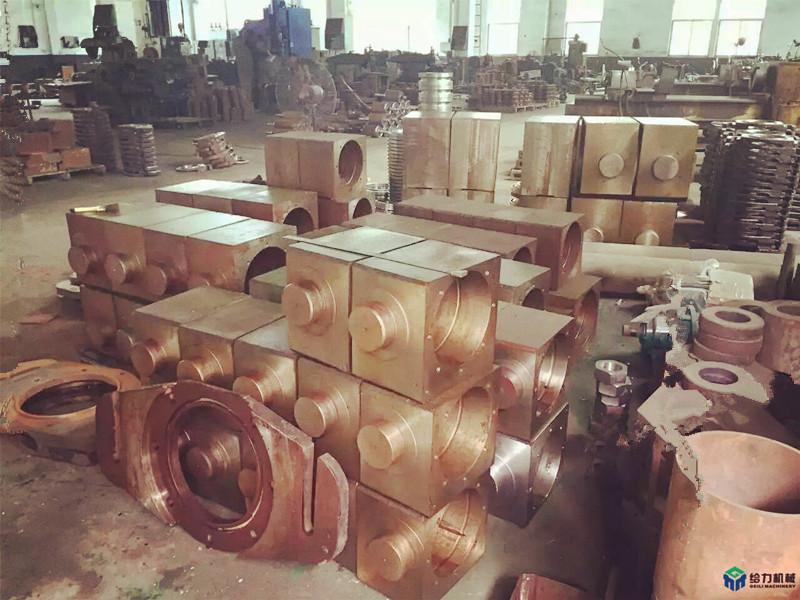 各类轧机部件及零配件加工