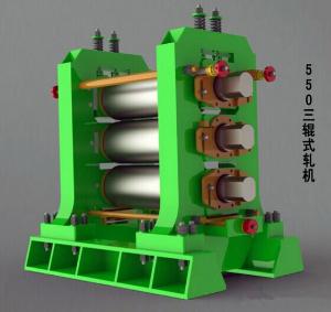 250-650三辊式轧机