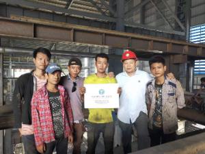 菲律宾BQC钢铁有限公司年产90万吨高速棒材生产线